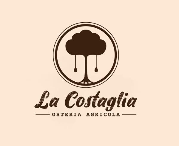 realizzazione logo per ristorante