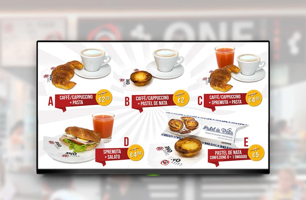 grafiche per ristorante cinese