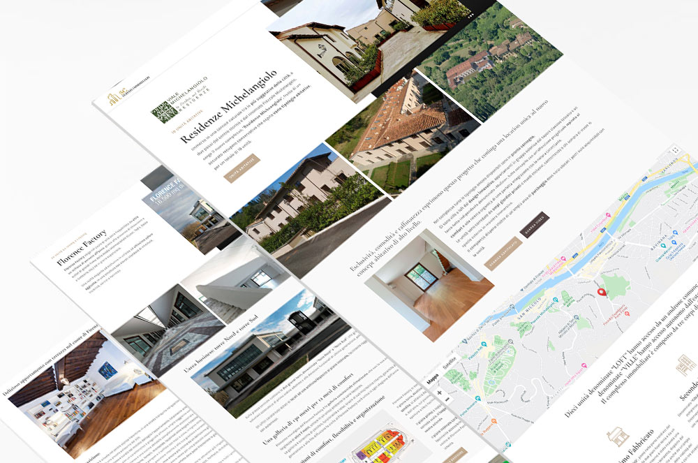 realizzazione sito web per agenzia immobiliare
